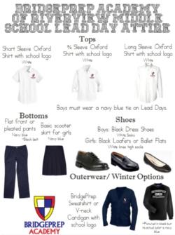 Dh Auto Sales >> School Uniforms - News and Announcements - BridgePrep ...